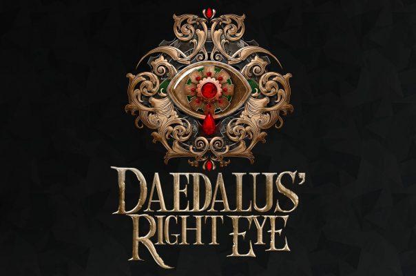 Daedalus' Right Eye Logo