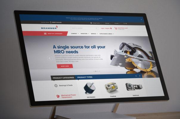 Brammer Website