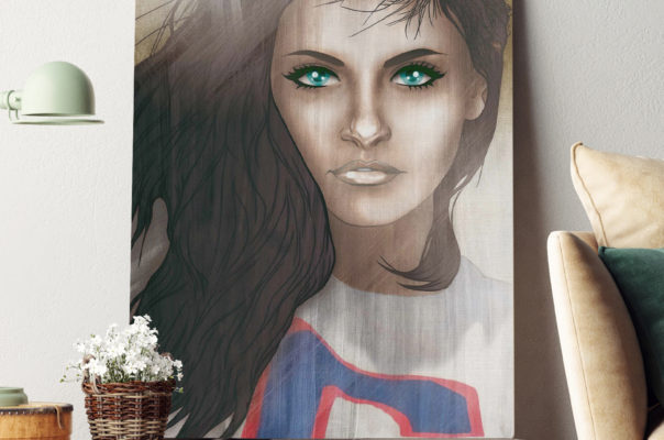 An Illustration Commission