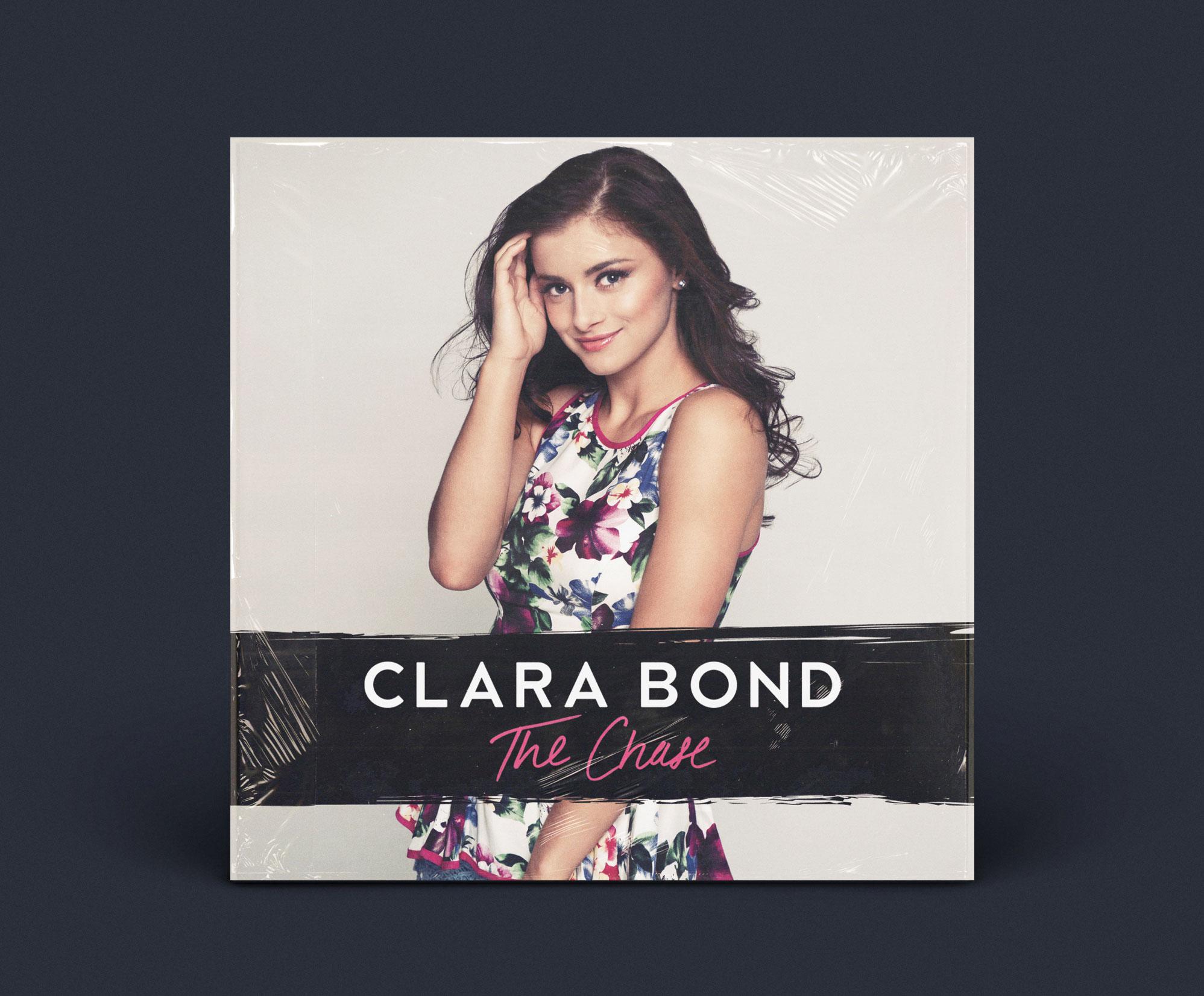 Clara Bond Branding