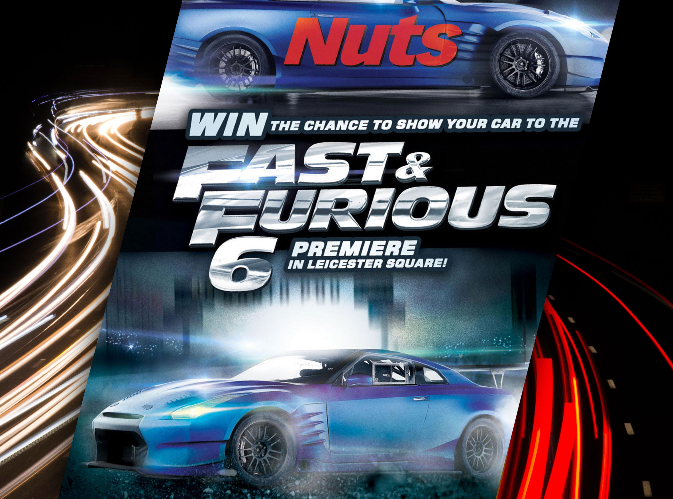 Fast & Furious 6 – Santa Pod Raceway