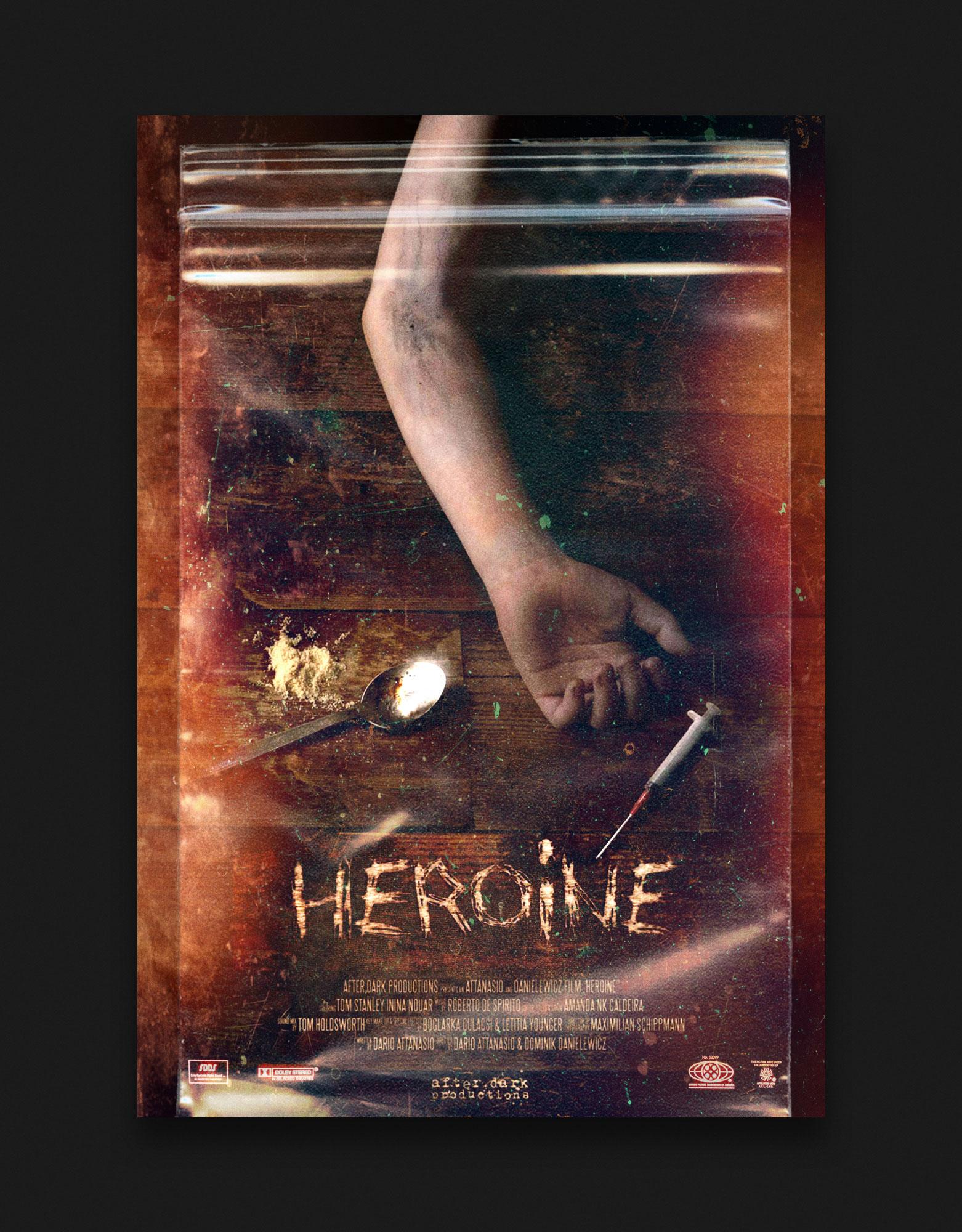 Heroine Key Art