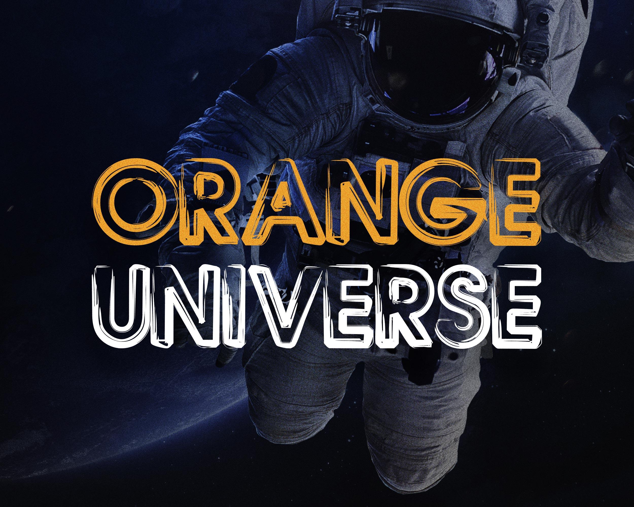 Orange Universe