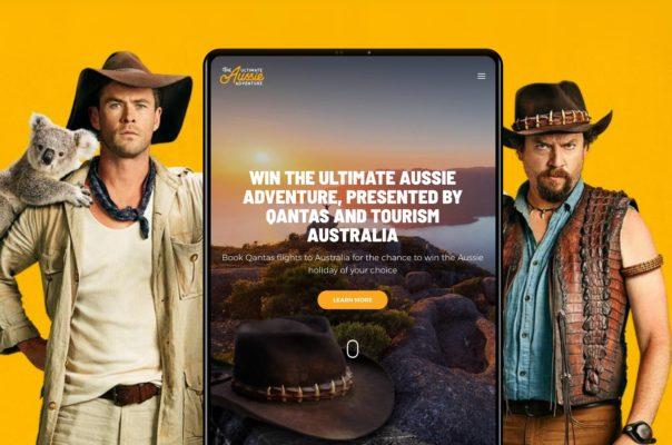 Ultimate Aussie Adventure Website