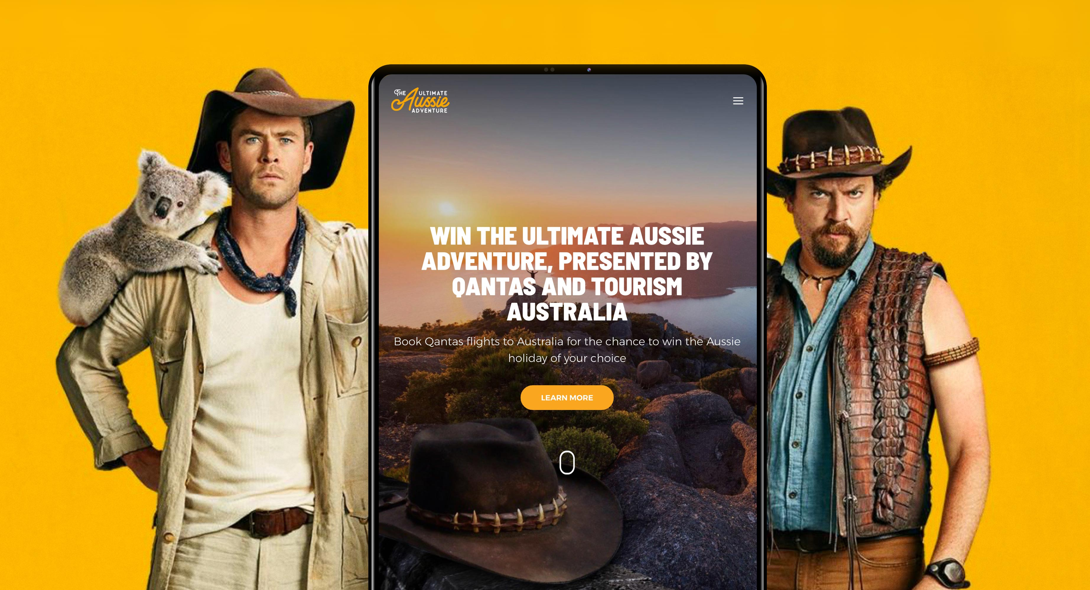 Ultimate Aussie Adventure Website