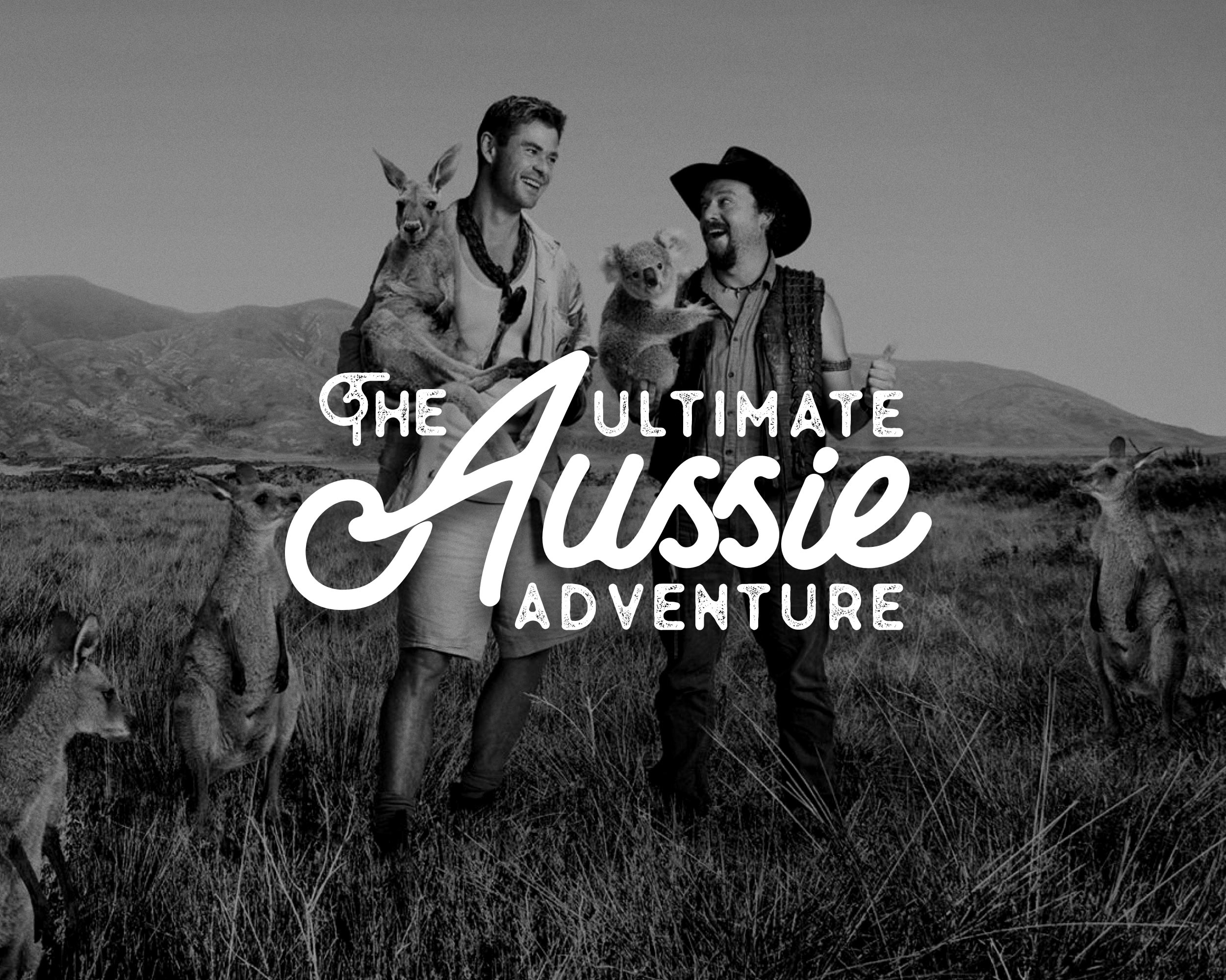 Ultimate Aussie Adventure Logo