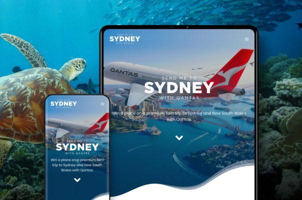 Send Me To Sydney
