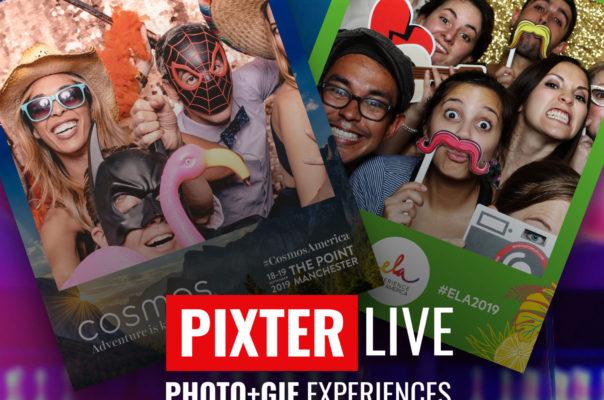PIXTER Photo Booth