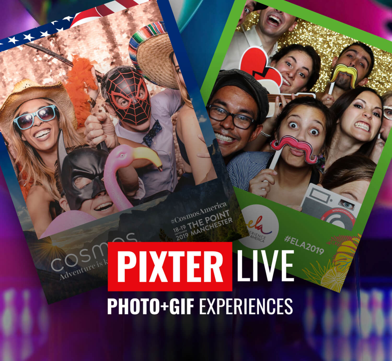 PIXTER Photo Booth