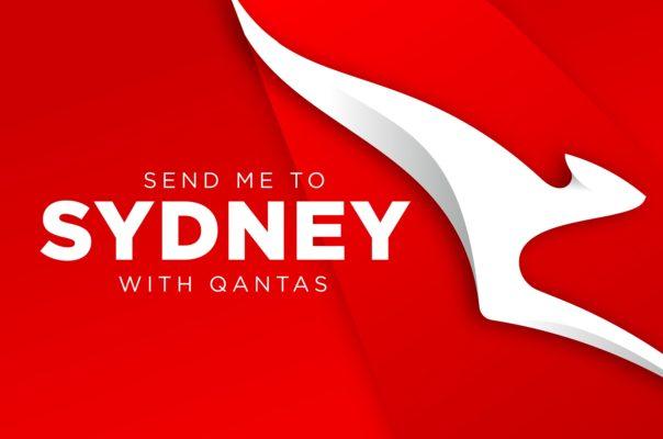 Send Me To Sydney Logo