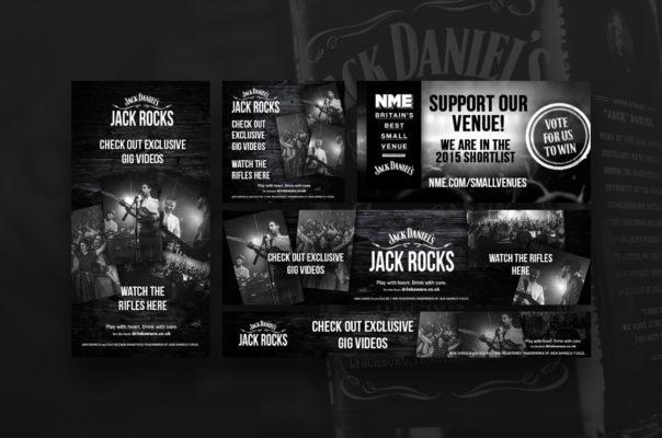 Jack Daniel's & NME