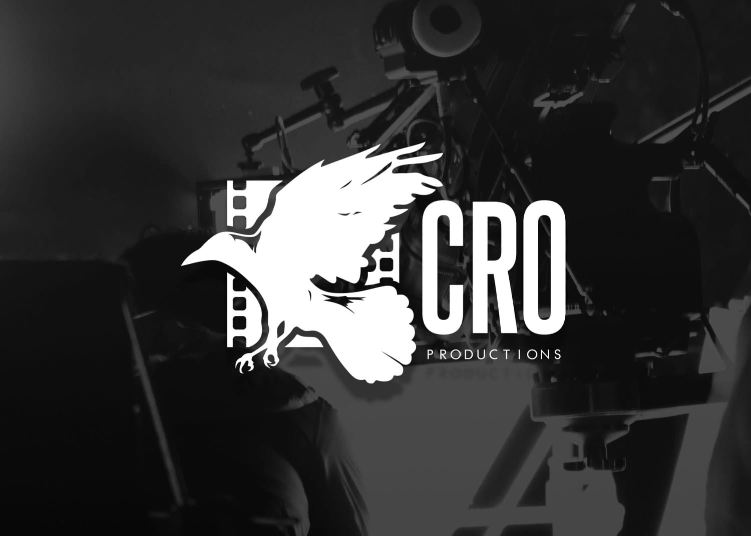CRO Productions Logo