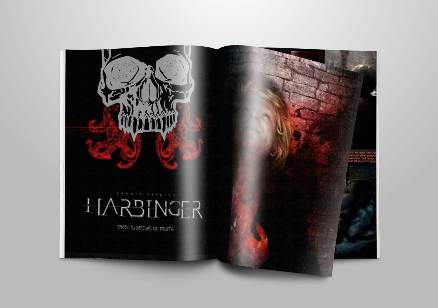 Harbinger Graphic Novel